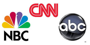 Networks NBC CNN ABC